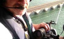 Aerial Cinematographer Steve Panariello