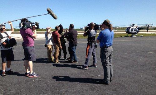 Florida Keys TV Production